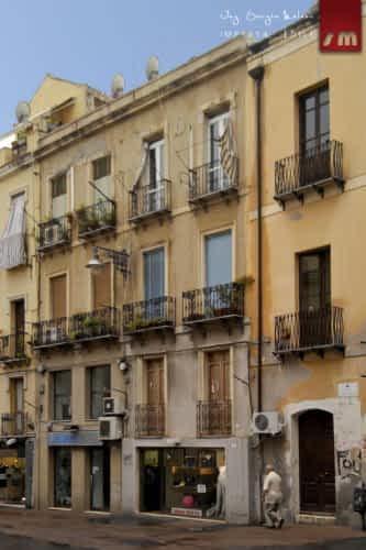 Via Garibaldi (Cagliari)